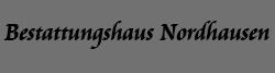 Bestattungshaus Nordhausen.